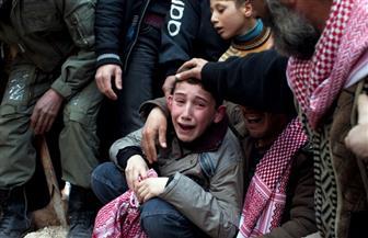 الأطفال السوريون يعانون الرعب والحصار بسبب تصاعد القتال في إدلب