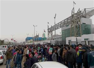 """إصابة 4 من جماهير المصري بسبب التدافع على شراء تذاكر مباراته مع """"جرين بافالوز"""" الزامبي"""