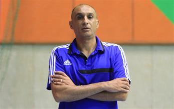 ياسر صلاح يعرب عن سعادته بمستوى الفريق في منافسات بطولة منطقة القاهرة