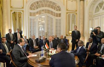نص بيان الاجتماع الرباعي الأول لوزيري خارجية ورئيسي مخابرات مصر والسودان