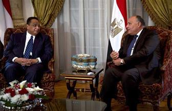 وزير خارجية السودان: الطريق ممهد لعودة سفيرنا إلى مصر في أي وقت