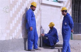 خلال 2019.. توصيل الغاز الطبيعي لـ 7824 أسرة في بني سويف