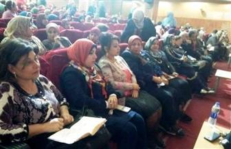 """700 سيدة تشارك في فعاليات حملة """"صوتك لمصر بكرة"""" بسوهاج"""