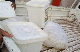 تحرير 319 محضر تموين مخالف بمركز ديرمواس بالمنيا