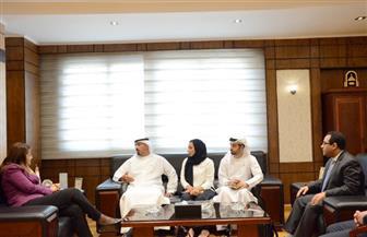 وزارة التخطيط تستقبل وفدا إماراتيا لتفعيل مذكرة تفاهم في تطوير العمل الحكومي