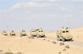البيان 25 للقوات المسلحة: مقتل 3 تكفيريين وتدمير 285 وكرا إرهابيا و12 عربة | فيديو