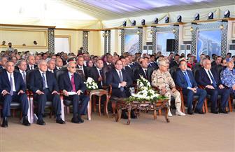 رئاسة الجمهورية تنشر تفاصيل الاحتفال بتدشين مدينة العلمين الجديدة| صور
