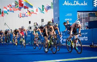 أبطال الأولمبياد الخاص يطيرون إلى أبوظبي للمشاركة فى السباق الدولي للترايثلون