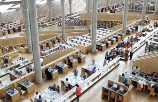 محاضرة عن التنوع البيولوجي ضمن مبادرة الحفاظ على الطبيعة بمكتبة الإسكندرية