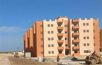 وزير الإسكان: تطوير المناطق العشوائية غير الآمنة في البحر الأحمر | صور