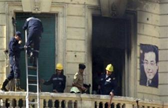 تأجيل محاكمة متهم بحرق حزب الغد لـ١٤ إبريل