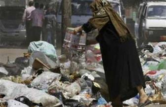 """""""حي ثان"""" بطنطا يخصص مواعيد لإلقاء القمامة في أماكن التجمعات بالشوارع"""