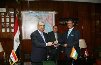مصر تدخل ضمن الاتفاق الإطاري للتحالف الدولي للطاقة الشمسية   صور