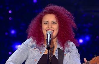 the voice .. حماقي يخطف لطيفة التونسية من أليسا