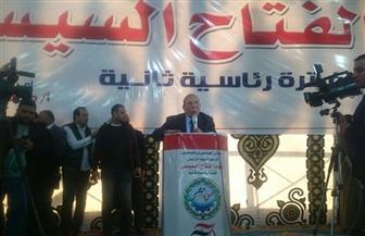 وزير التنمية الأسبق: مصر على طريق استعادة دورها الإقليمي رغم المؤامرات الخارجية   صور