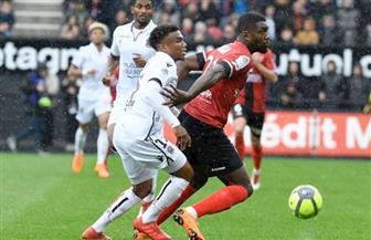 نيس يقلب تأخره أمام جانجون إلى فوز 5 / 2 في الدوري الفرنسي