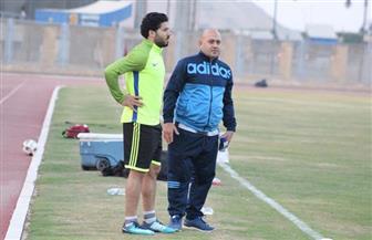اختبار طبي لعاصم سعيد لاعب المقاصة لتحديد موقفه قبل مباراة الجيش