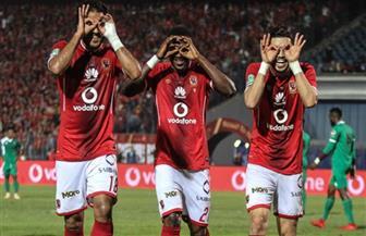 """الأهلي بطلا للدوري ويتوج بـ""""النجمة الرابعة"""" بتعادل المصري مع الإنتاج"""