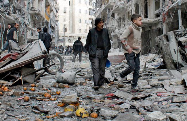 المانحون الدوليون يجمعون 4.4 مليار دولار لسوريا وجيرانها -