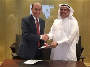 """قناة السويس و""""السعودية للنقل البحري"""" توقعان مذكرة لدعم النقل وإنشاء شركة ملاحة مشتركة"""