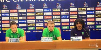 ريبروف: جميع مبارياتنا حاسمة وهدفنا الفوز على الغرافة.. وميليجان: جاهزون بدنيا وفنيا للتأهل الآسيوي