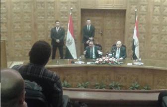وزير العدل: مواجهة أفكار الإرهاب والتطرف لاتقل أهمية عن المعارك الميدانية