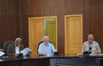البحر الأحمر تناقش الاستعدادات الخاصة باحتفالات عيد الأم   صور