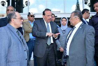 """""""الخضراوي"""" مديرًا لمستشفى جامعة طنطا التعليمي و""""التطاوي"""" لمستشفى الطلبة"""