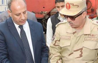 العزازي: القيادة السياسية تولى محافظة الإسكندرية اهتماما كبيرا