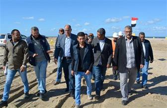 """وزير الإسكان: جارٍ تنفيذ 11232 وحدة بمشروع """"دار مصر"""" و4704 وحدات """"سكن مصر"""" بالمنصورة الجديدة"""