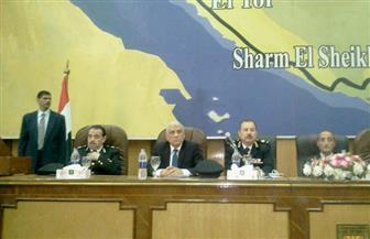 38 حاجا فائزين بقرعة حج الداخلية في جنوب سيناء | صور