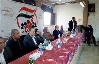 محافظ سوهاج: استمرار المؤتمرات الحاشدة بكل مدن وقرى المحافظة لدعم السيسي  صور