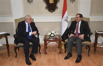 السفير الإيطالي: حقل ظهر سيظل علامة بارزة في تاريخ التعاون بين روما والقاهرة