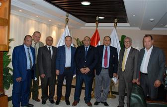 استكمال التسوية الودية وفتح مجال للتعاون بين الهيئة العامة لموانى البحر الأحمر وشركة سونكر| صور