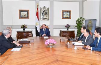 الرئيس السيسي يستعرض في اجتماع وزاري استعدادات تطبيق منظومة التأمين الصحي الشامل