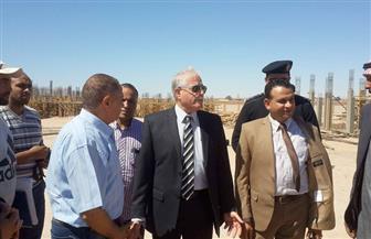افتتاح عدد من المشروعات الخدمية في جنوب سيناء السبت المقبل | صور