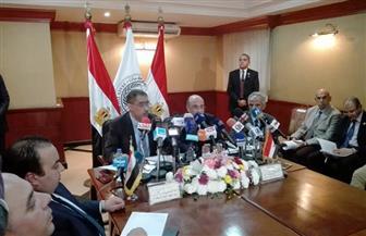 """ضياء رشوان: تم التواصل مع """"BBC"""" على أعلى مستوى.. وفي انتظار ردهم على الأكاذيب التي تمت إذاعتها عن مصر"""