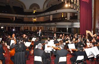 أوركسترا القاهرة السيمفوني يعزف لكاتدرائية نوتردام بالأوبرا