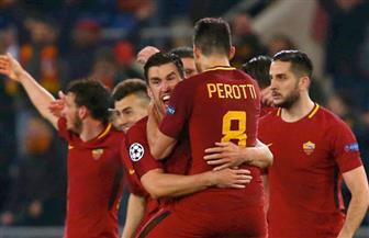 روما يفوز على شاختار ويتأهل لربع نهائى أبطال أوروبا