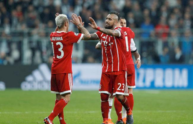 دوري أبطال أوروبا: بايرن ميونيخ  يصل إلى ربع النهائي -