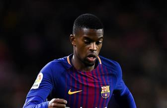 برشلونة يعلن إصابة عثمان ديمبلي