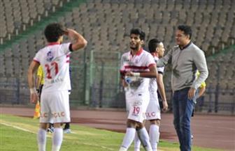 مدرب الزمالك: باسم قادر على العودة للمنتخب والفريق لا يتأثر بغياب أي لاعب