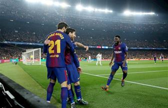 برشلونة يهزم صنداونز 3-1 في الذكرى المئوية لميلاد مانديلا