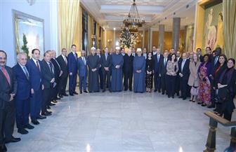 الإمام الأكبر يستهل زيارته إلى البرتغال بلقاء عدد من سفراء الدول في لشبونة