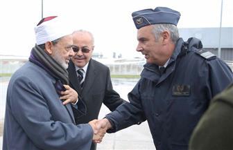 الإمام الأكبر يلتقي الرئيس البرتغالي ويلقي كلمة في أكبر جامعات لشبونة