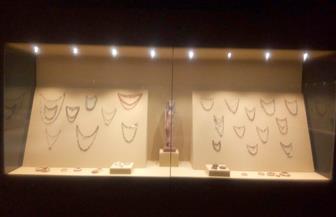 قطاع المتاحف يعرض  قطعا أثرية بمتحف سوهاج القومي تمهيدا لافتتاحه في أبريل المقبل | صور