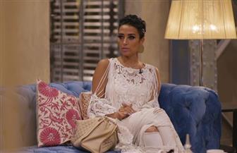 """ياسمين غيث تتحدث عن صداقاتها مع الجنس الآخر في """"قعدة رجالة"""""""