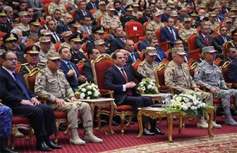 كرم أبطال ٧٣ والعمليات في سيناء.. تفاصيل الندوة التثقيفية السابعة والعشرين للقوات المسلحة