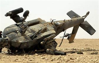 سقوط طائرة عسكرية أمريكية فى الأنبار بالعراق