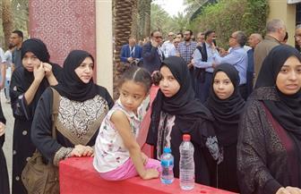 المصريون بالسعودية يدلون بأصواتهم في الانتخابات الرئاسية